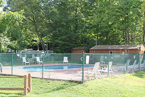 Russell Brook Campsites Pool